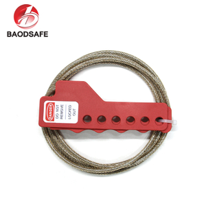 Mini Simple Adjustable Safety Cable Lockout